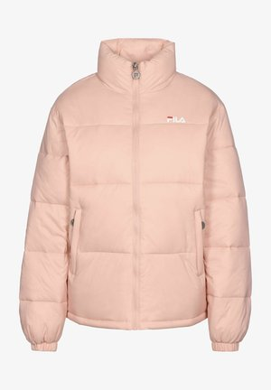 Winter jacket - coral cloud