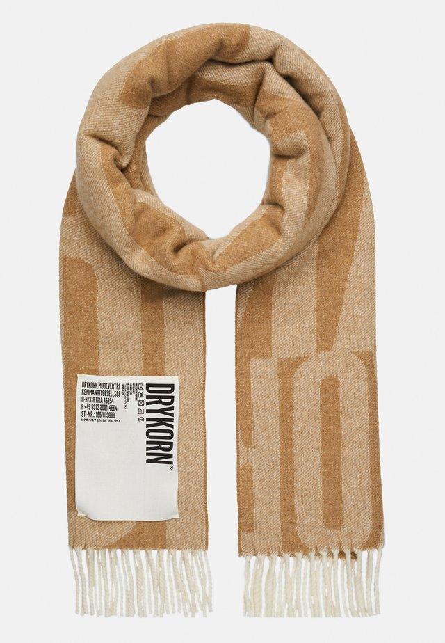 VIDE - Sjal / Tørklæder - brown