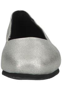 MAHONY - Ballet pumps - platino silver - 5
