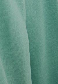 edc by Esprit - SLUB TERRY - Sweatshirt - dusty green - 2