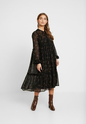 OBJAVINAJA DRESS - Kjole - black