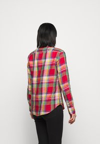 Polo Ralph Lauren - PLAID - Button-down blouse - red/pink - 2