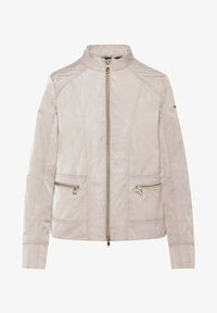 Geox - Faux leather jacket - rose dust - 0