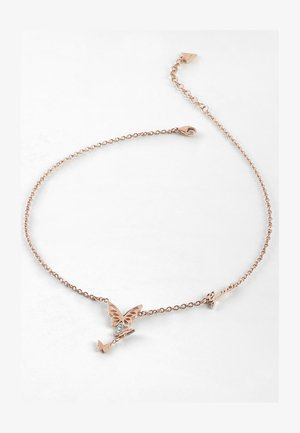 """FLY AWAY"" - Necklace - rose goldenfarbe"