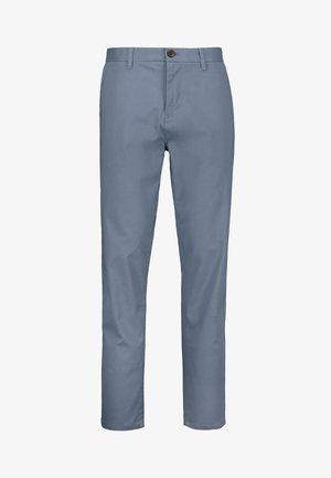 Chinos - blue-grey