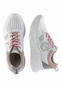 GRÜNBERG - Sneakersy niskie - white - 2
