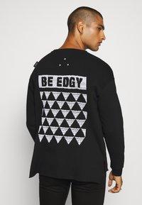 Be Edgy - VALENTIN - Sweatshirt - black - 2
