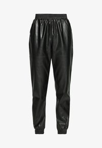 PIECES Tall - PCNELLAH PANTS - Trousers - black