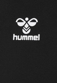 Hummel - ASTRALIS CIMA ZIP JACKET - Träningsjacka - black - 2