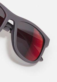 Prada Linea Rossa - Sunglasses - grey/dark grey - 4