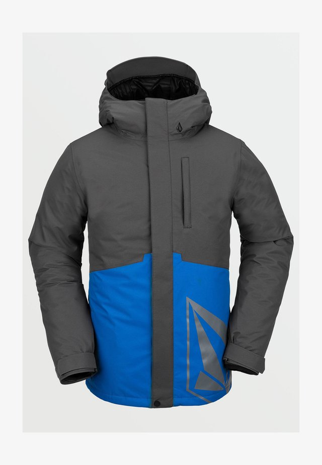 17FORTY - Chaqueta de snowboard - cyan_blue