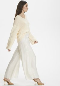 Karen by Simonsen - ALICEKB  - Trousers - egret - 1