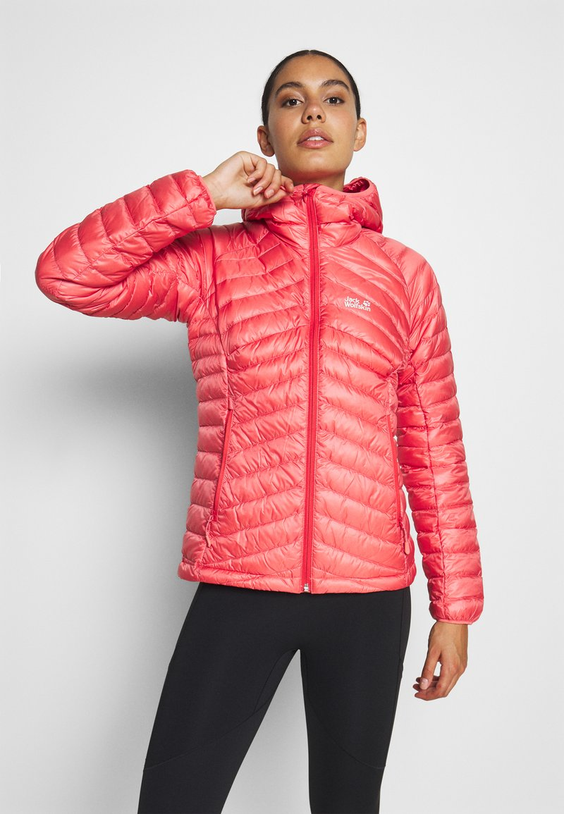 Jack Wolfskin - MOUNTAIN - Down jacket - coral pink