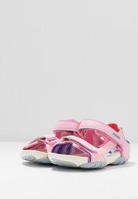 Camper - OUS - Chodecké sandály - pink - 3