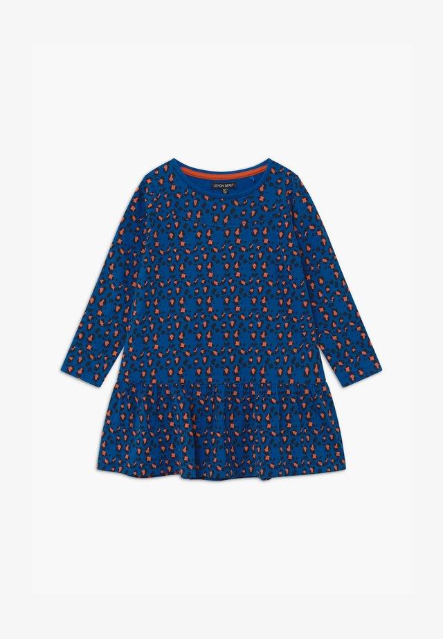 SMALL GIRLS - Žerzejové šaty - olympian blue