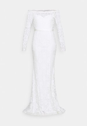 SAY YES GOWN - Ballkjole - white