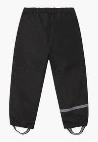 Lindex - MINI  - Pantalones impermeables - black - 1