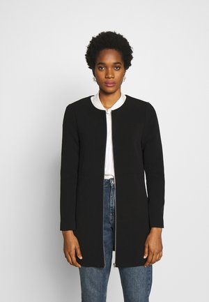 ONLKATHARINA SPRING COAT - Abrigo corto - black