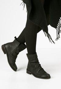 Felmini - GREDO - Classic ankle boots - black - 0