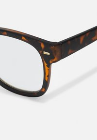 Zign - UNISEX - Blue light glasses - brown - 2