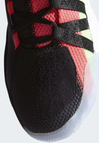 adidas Performance - DAME 6 SHOES - Basketball shoes - black - 8