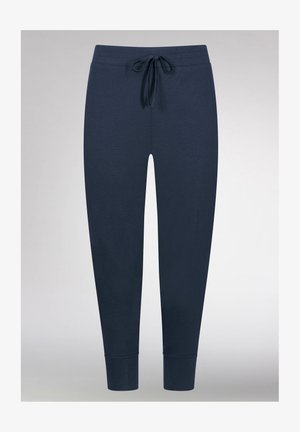 SCHLAFHOSE SERIE NIGHT2DAY - Pyjama bottoms - night blue