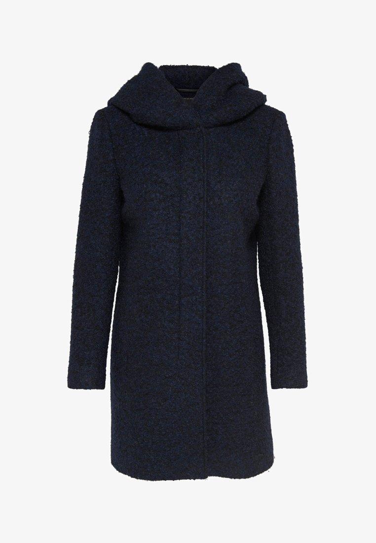 ONLY - ONLSEDONA COAT - Cappotto corto - dark blue