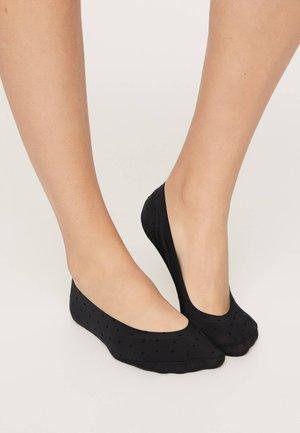 2 PACK - Sportovní ponožky - black