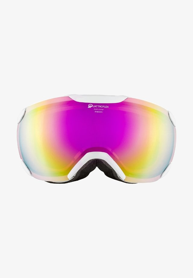 Masque de ski - white (a7243.x.12)