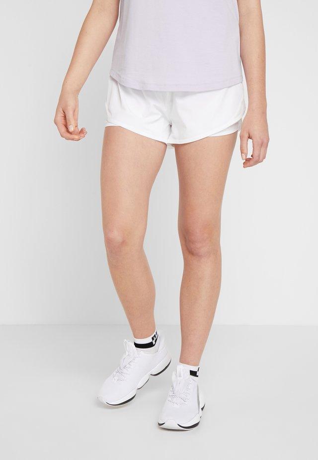 MOVE JOGGER SHORT - kurze Sporthose - white