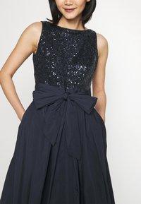 Lauren Ralph Lauren - YUKO-SLEEVELESS-COCKTAIL  - Cocktail dress / Party dress - lighthouse navy - 3