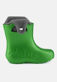 Ladeheid - Bottes en caoutchouc - emerald/grey - 6