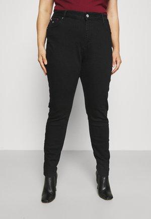 MELANY - Jeans Skinny Fit - denim black