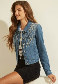 Guess - Denim jacket - blau - 0