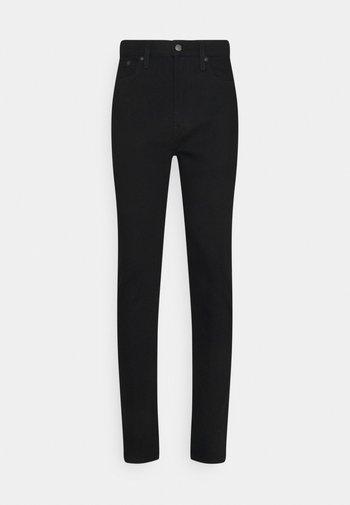SKINNY TAPER - Jeans Skinny Fit - black leaf