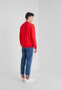 EA7 Emporio Armani - Sweater - red - 2