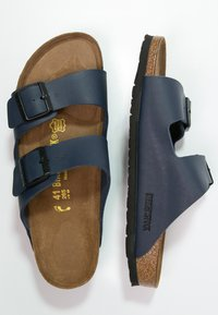 Birkenstock - ARIZONA NARROW FIT - Slip-ins - blau - 1