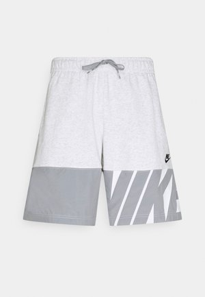 Shorts - birch heather/particle grey/black