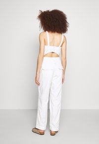 Free People - GO WEST UTILITY - Jumpsuit - white - 2
