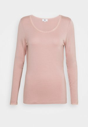 ESSENTIAL - Long sleeved top - adobe rose
