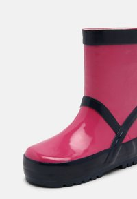 Playshoes - UNISEX - Wellies - pink/marine - 6