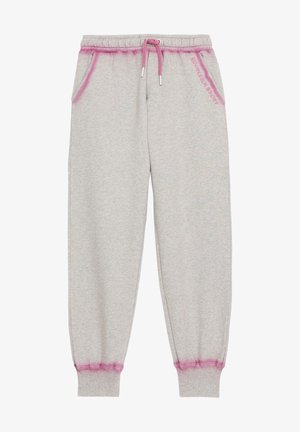 Tracksuit bottoms - grey chine
