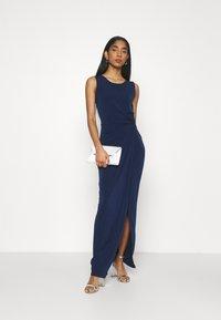 WAL G. - CELESTINE DRESS - Maxi dress - navy blue - 1