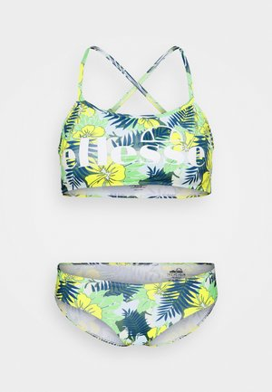 CHERRIE SET - Bikini - blue