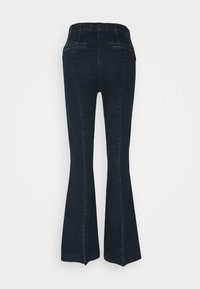 J Brand - DARTED HIGH RISE TROUSER - Flared Jeans - civility - 8