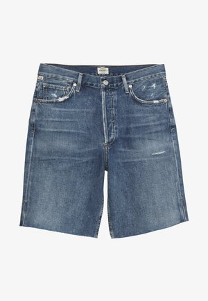 CLAUDETTE CITY  - Denim shorts - blue denim