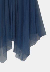 Anaya with love - WRAP HANKY HEM - Cocktail dress / Party dress - indigo blue - 2