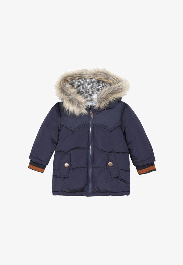 Cappotto invernale - marine blue