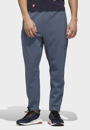 MUST HAVES AEROREADY TRACKSUIT BOTTOMS - Pantalones deportivos - green