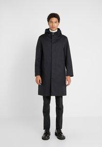 Mackintosh - CHRYSTON - Płaszcz wełniany /Płaszcz klasyczny - black - 0